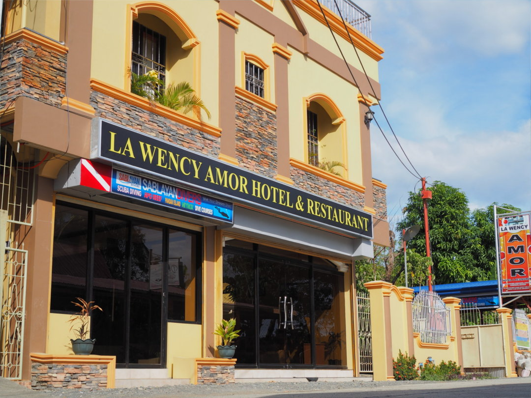 La Wency Amor Hotel & Restaurant - front view